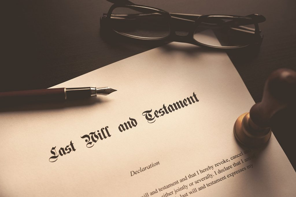 What are the reasons of making wills