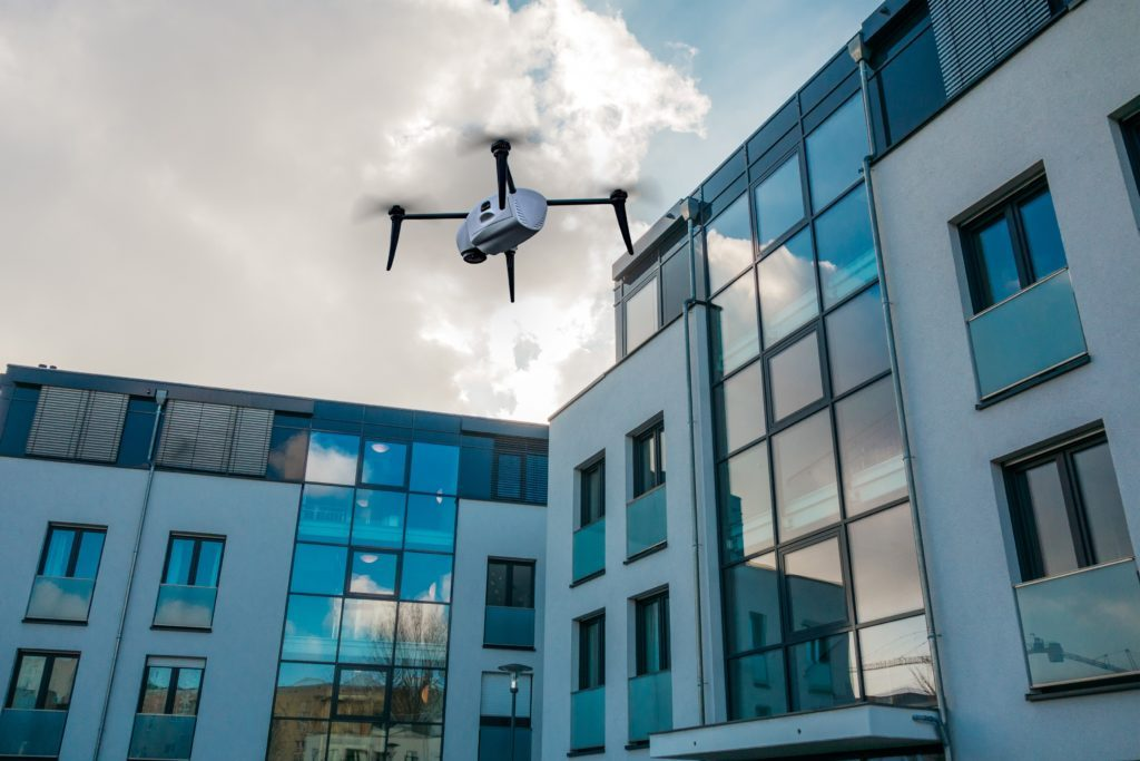 Drone Thermography and Aerial Shot Reconditioning
